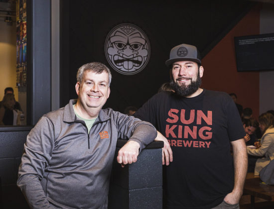 Sun King Tap Room + Brewery – Fishers