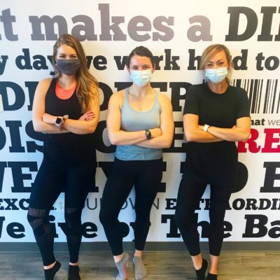The Barre Code – Louisville