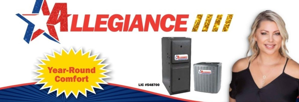 Allegiance Heating and Air – San Diego